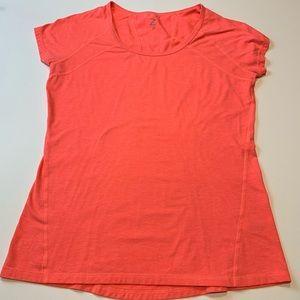 Zella L leisure wear top orange